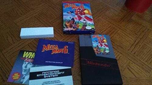 Mega Man 6 Megaman (pal) Nintendo NES