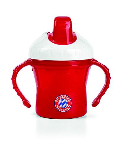MAM fopspeen Bundesliga, Football FCB drinkbeker rood