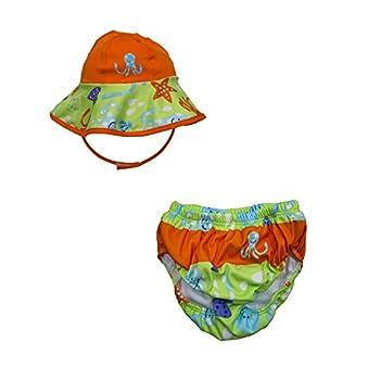 SwimWays Swim Diaper and Hat