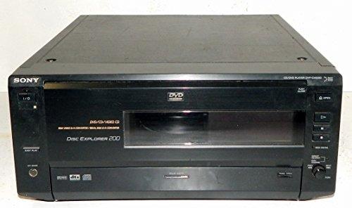 New Sony DVP CX850D - DVD changer - black