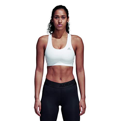 adidas Damen Sport-BH Drst Ask Spr, Weiß (Blanco), M