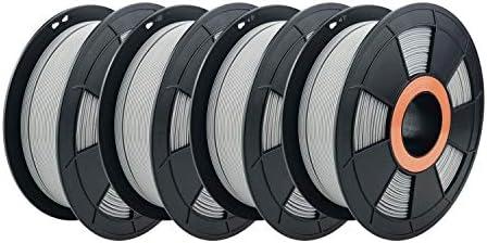 ZIRO PLA Filament 1 75mm 3D Printer Filament PLA PRO Basic Color Series 1 75MM 1KG 2 2lbs Dimensional product image