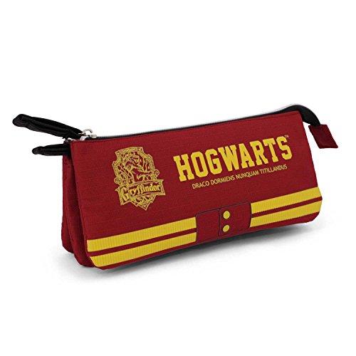 Harry Potter - Harry Potter - Estuche portatodo Triple (Karactermanía KM-33629) (Karactermanía 33629)