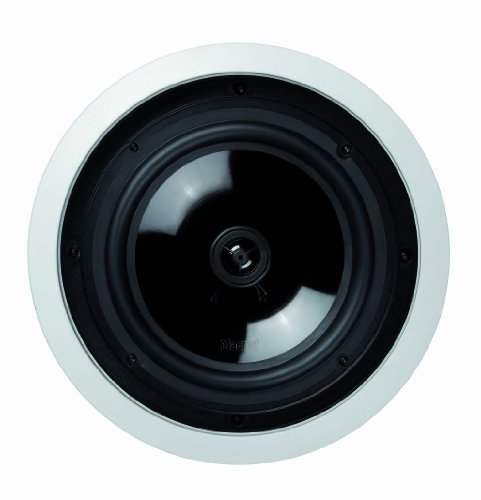 Magnat Interior ICP 82 - Altavoz encajable 11.1 (140 W), color blanco