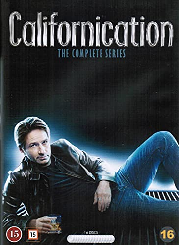 Californication (Complete Series) - 16-Disc Box Set ( ) [ Schwedische Import ] (Blu-Ray)