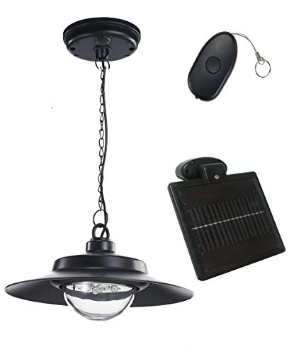 10 Best Rated Solar Powered Shed Lights - Top Reviews 3