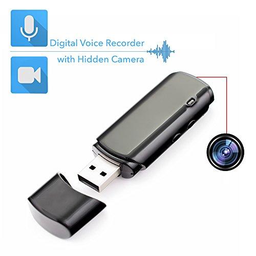Mini Espía Grabador de Voz Digital con...