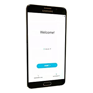 Samsung Galaxy Note 5 SM-N920T 32GB Black Smartphone for T-Mobile