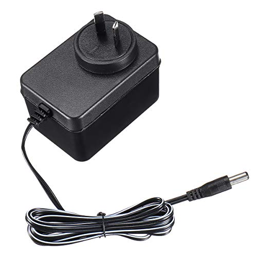 HELEISH Cargador de batería de 12V 1000mA para el paseo eléctrico de...