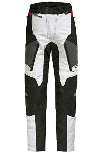 DIFI DESERT RIDE LADY AEROTEX® Motorradhose Damen Farbe hellgrau/schwarz, Größe 36