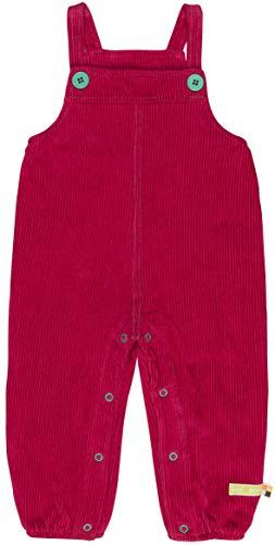 loud proud Unisex Kids Latzhose in Jeansoptik Jeans
