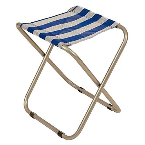 Acan Taburete Plegable Camping portátil 40 x 32,5 x 38,5 cm. Silla,...