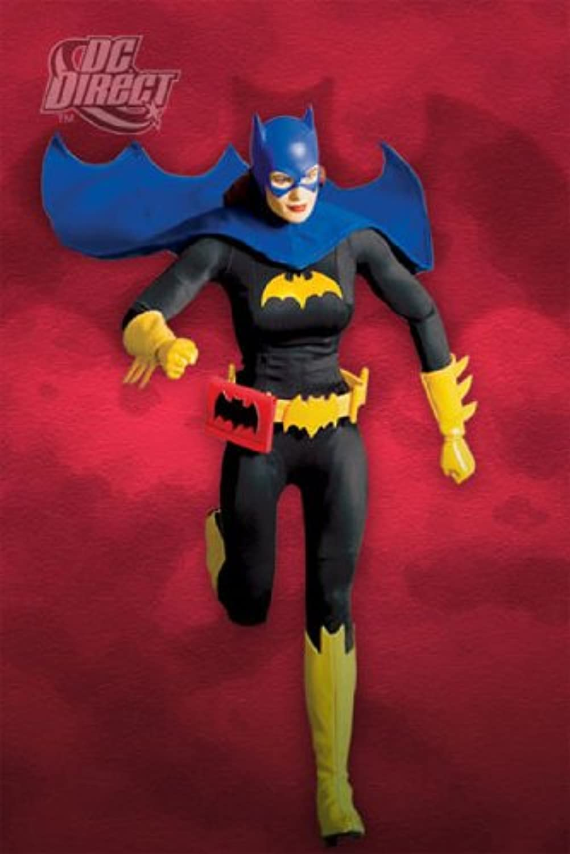 DC Direct DC Comics Batgirl 13-Zoll-Schwarze Variante Deluxe Kollektor 1 in 5