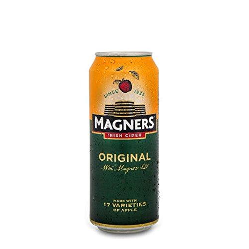 24 Dosen Magners Cider Irish Orginal a 0,5L Orginal 4,5% Appel Cider Apfel 500ml