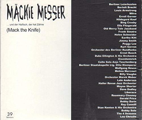 Mäckie Messer-39 Versionen