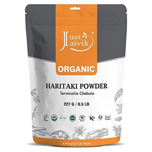 100% Organic Haritaki Powder - Term…