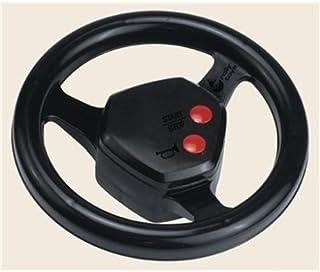 rolly toys 409235 | rollySoundwheel inkl. zwei Sounds  Hupen und Motorengeräusch | einfach auf alle rolly toys Trettraktoren zu montieren
