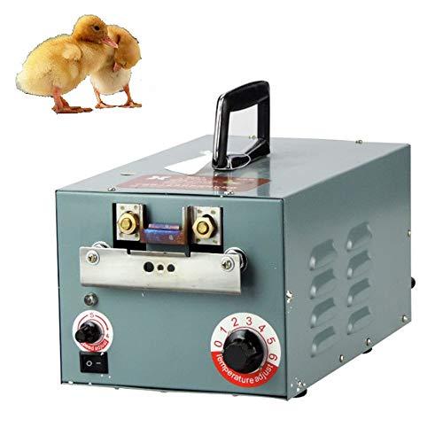 CONRAL Máquina automática automática para Cortar Pollo, Máquina eléctrica para Cortar Pollo, Cizallas para Cortar el Pico del Pollo Máquinas para Quitar el Pico del Pollo Herramientas