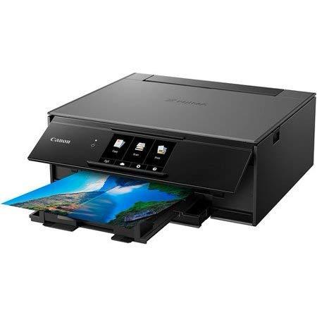 Canon TS9120 Impresora inalámbrica Bluetooth todo en uno con escáner y copiadora: impresión móvil y tableta, compatible con Airprint (TM) y Google Cloud Print