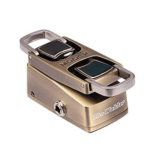 Mooer Audio The Wahter Wah Pedal Multi-Function Wah Effects Pedal WCW1