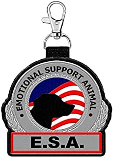 emotional support animal identification