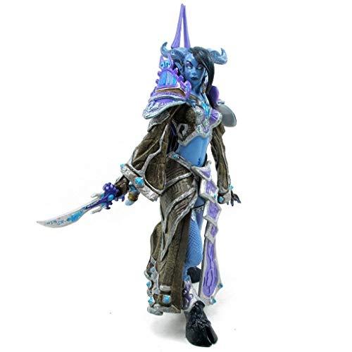 XINRUIBO Mundial de 3 Draenei Mago Figura de acción de la Serie Warcraft - La Figura Altos 8,6 Pulgadas Decoracion Warcraft