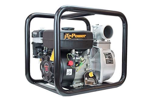 ITCPower IT-GP80 Motobomba de Gasolina, 4780 W