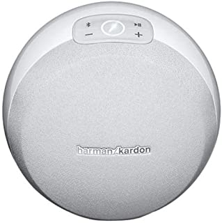 Harman Kardon Omni 10 Portable Bluetooth Speaker for Mobile Phones, White