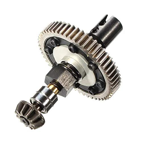 Facibom Rear Driver Set EA1058 for JLB Racing Cheetah 1/10 Brushless RC Car Parts Accessories