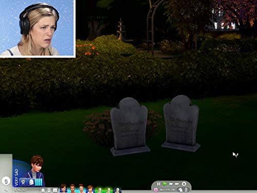 Single Girl Has 2 Birthdays And A Funeral In The Sims 4