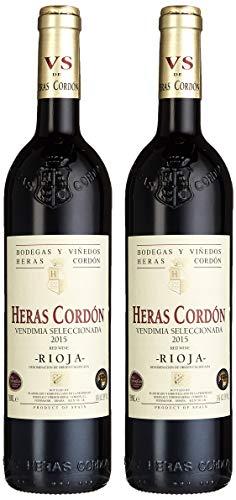 Heras Cordon Crianza Vendimia Seleccionada 2010 trocken (2 x 0.75 l)