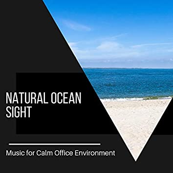 Natural Ocean Sight - Music for Calm Office Environment