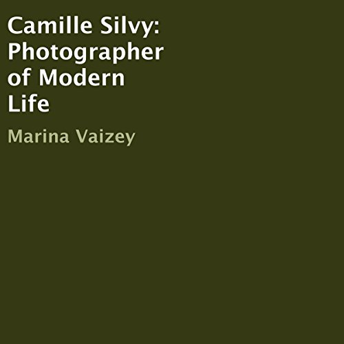 Camille Silvy audiobook cover art
