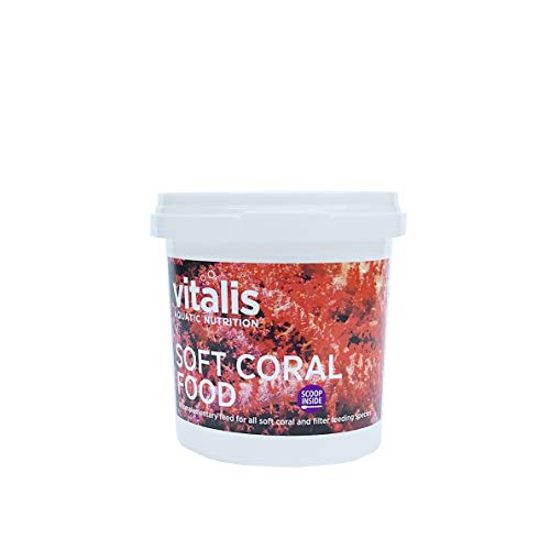 Vitalis Soft Coral Food (Micro) 50g Complete Coral Food