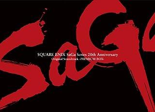 SQUARE ENIX SaGa Series 20th Anniversary Original Soundtrack -PREMIUM BOX-