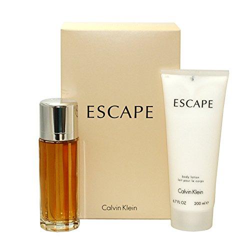 Calvin Klein Escape 100ml EDP Spray / 200ml Body Lotion