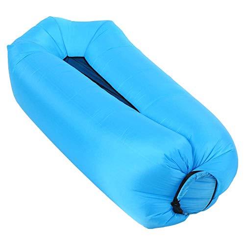 opblaasbare slaapmat voor kamperen, opblaasbare mat slaapbank zelfopblazende luchtbank voor strandcamping picknick opvouwbare tuinbanken lounge