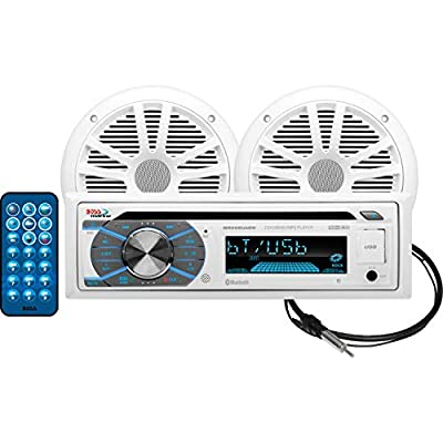 BOSS Audio Receiver / Speaker Package, Bluetooth