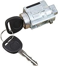 Brand New Premium Column Ignition Lock Cylinder & Key Set For 1997-2005 Chevy Pontiac Olds OEM Fit SW2039