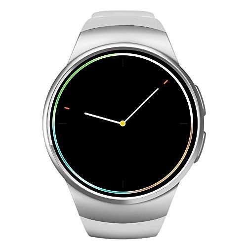 Xiao huang li Horloges Fitness Tracker/Horloge Met Hartslagmonitor/Informatie Melding/Stappenteller/Multifunctioneel/Bluetooth/horlogeband 20cm/Zwart, Wit, Goud