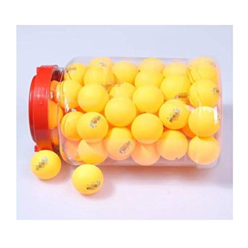 Find Discount HUIJUNWENTI Table Tennis Balls, 3 Stars New Material 40+ Serve Training Ball Table Ten...