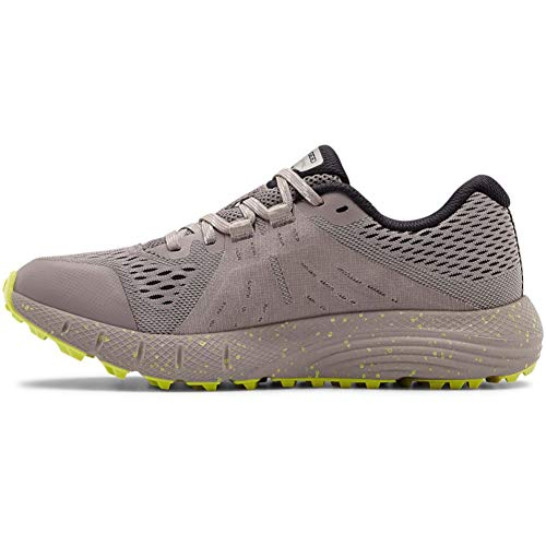 Under Armour Women's Charged Bandit Trail Hiking Shoe, Slate Purple (501)/Halo Gray, 6.5