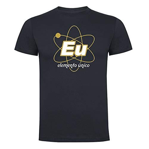 REI ZEN TOLO   Camisetas Hombre Originales   Camiseta EU (Elemento Único) 100% Algodón Orgánico   Camiseta Hombre Divertida   Camiseta Hombre Friki   Camisetas Originales