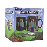 Paladone PP6583MCF Minecraft Enderman - Tazza da caffè grande, 325 ml, in gres porcellanato, 325 ml