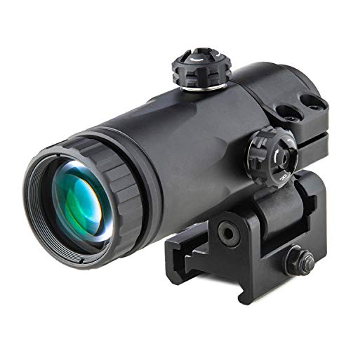 Price comparison product image Meprolight MX3-T 3X Magnifying Scope with Tactical Flip Mount