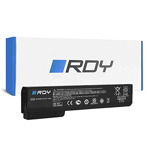 RDY Batería CC06 CC06XL CC09 para HP EliteBook 8460p 8460w 8470p 8470w 8560p 8560w 8570p | HP ProBook 6360b 6460b 6465b 6470b 6475b 6560b 6565b 6570b