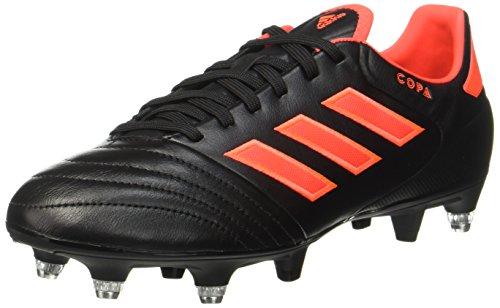 adidas Herren Copa 17.2 Sg Fußballschuhe, Mehrfarbig (Core Black/solar Red/solar Red), 42 EU