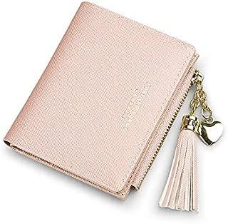 Tassel Women Wallet Small Cute Wallet Women Short Leather Women Wallets Zipper Purses Portefeuille Female Purse Clutch