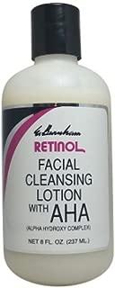 Retinol Facial Cleansing Lotion w/AHA