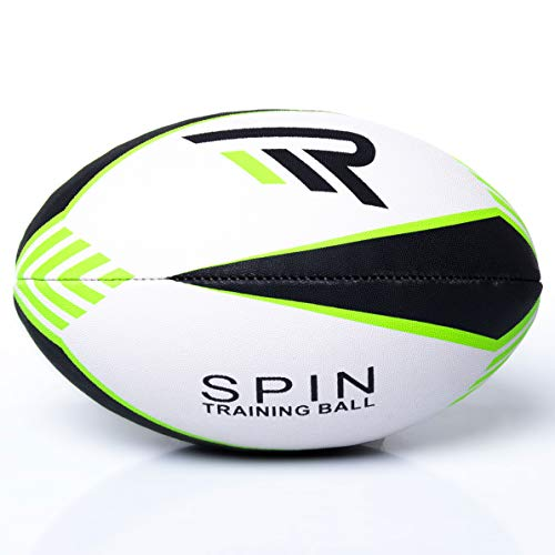 Spin Training Ball palla da rugby misura 5